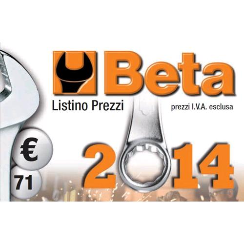 BETA UTENSILI CATALOGO LISTINO 2014 BETA TOOLS